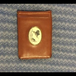Other - Marlin embroidered wallet